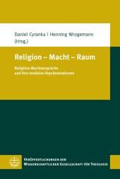 Religion - Macht - Raum