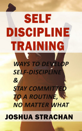 Self-Discipline Training