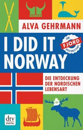 I did it Norway!