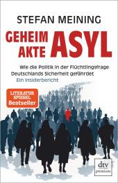 Geheimakte Asyl Cover