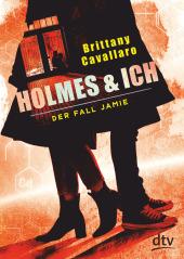 Holmes & ich - Der Fall Jamie Cover