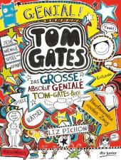 Tom Gates - Das große, absolut geniale Tom-Gates-Buch Cover