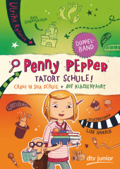 Penny Pepper - Tatort Schule! Cover