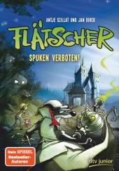 Flätscher - Spuken verboten! Cover