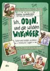 Ich, Odin, und die wilden Wikinger Cover