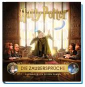 Harry Potter: Die Zaubersprüche - Das Handbuch zu den Filmen Cover