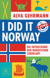 I did it Norway! Cover
