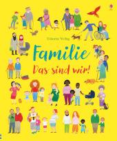 Familie - Das sind wir! Cover