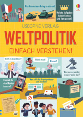 Weltpolitik - einfach verstehen! Cover