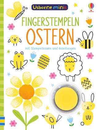Usborne Minis - Fingerstempeln: Ostern