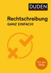 Rechtschreibung - Ganz einfach! Cover