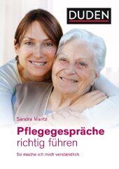 Pflegegespräche richtig führen Cover