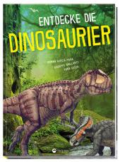Entdecke die Dinosaurier Cover