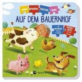 Puzzlekettenbuch Auf dem Bauernhof