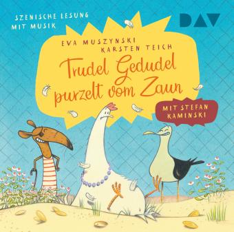 Trudel Gedudel purzelt vom Zaun, 1 Audio-CD