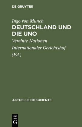 Deutschland und die UNO