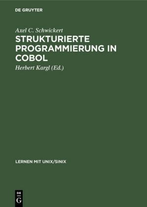 Strukturierte Programmierung in COBOL