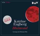 Blutmond - Ein Kopenhagen-Thriller, 6 Audio-CDs Cover
