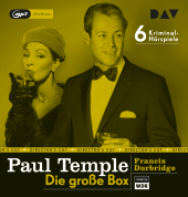 Paul Temple - Die große Box, 6 MP3-CDs