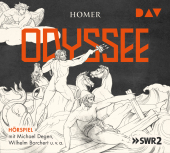 Odyssee, 4 Audio-CDs Cover