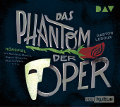 Das Phantom der Oper, 2 Audio-CDs Cover