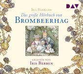 Das große Hörbuch von Brombeerhag, 2 Audio-CDs Cover