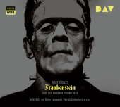 Frankenstein oder Der moderne Prometheus, 2 Audio-CDs Cover