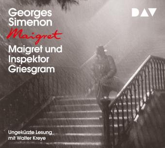 Maigret und Inspektor Griesgram, 1 Audio-CD
