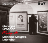 Madame Maigrets Liebhaber, 1 Audio-CD Cover