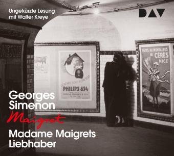 Madame Maigrets Liebhaber, 1 Audio-CD