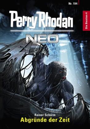 Perry Rhodan Neo 194: Abgründe der Zeit