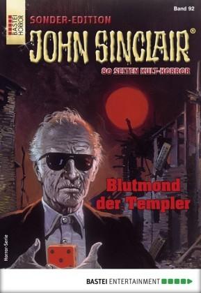 John Sinclair Sonder-Edition 92 - Horror-Serie