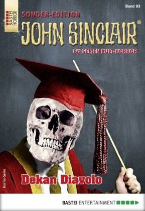 John Sinclair Sonder-Edition 93 - Horror-Serie