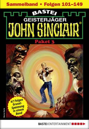 John Sinclair-Paket 3 - Horror-Serie