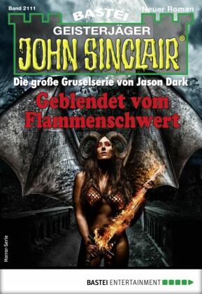 John Sinclair 2111 - Horror-Serie