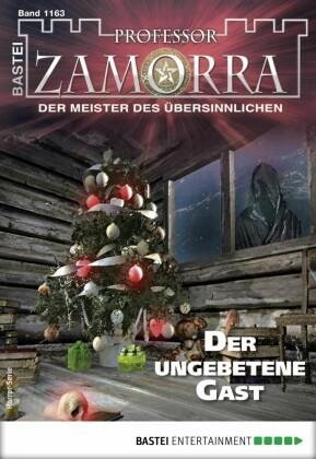 Professor Zamorra 1163 - Horror-Serie