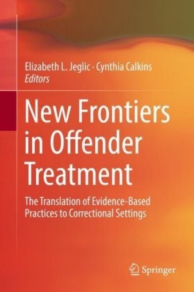 New Frontiers in Offender Treatment