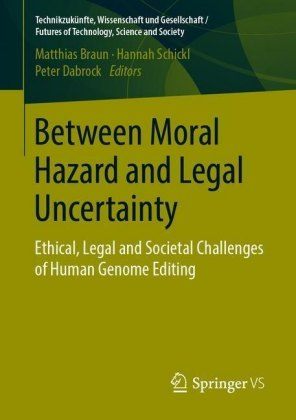 Between Moral Hazard and Legal Uncertainty