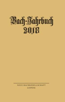Bach-Jahrbuch 2018