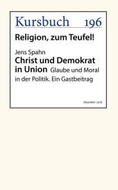 Christ und Demokrat in Union