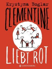 Clementine liebt Rot Cover