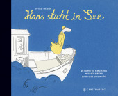 Hans sticht in See