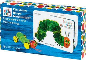 Die kleine Raupe Nimmersatt - Geschenkset