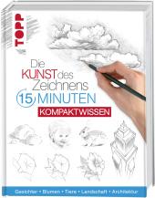 Die Kunst des Zeichnens 15 Minuten - Kompaktwissen Cover