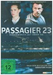 Passagier 23, 1 DVD Cover