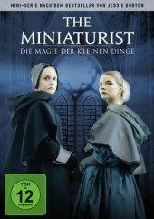 The Miniaturist - Die Magie der kleinen Dinge, 1 DVD Cover