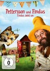 Pettersson und Findus - Findus zieht um, 1 DVD