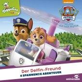 Paw Patrol - Der Delfin-Freund, 1 Audio-CD Cover