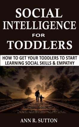 Social Intelligence for Toddlers
