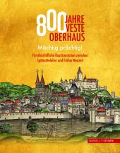 800 Jahre Veste Oberhaus Cover